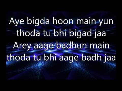 Besharmi ki Height lyrics