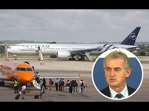 Air France bomb scare was a hoax, says Chief Executive