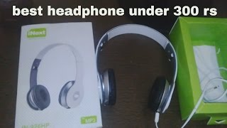 best headphone under 300 rs