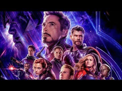 New Avengers Endgame Poster Breakdown Youtube