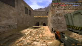 Bloody Elf -4 ak47 @ de_dust2