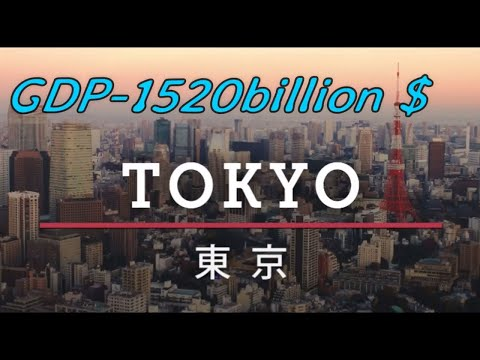 TOP 10 WEALTHIEST CITIES IN THE WORLD BY GDP 2018