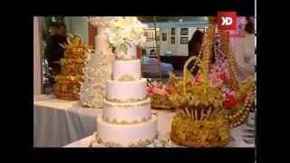 Свадебные торты и караваи от