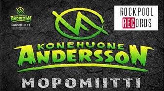 Konehuone Andersson - Mopomiitti