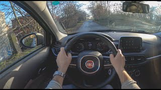 Fiat Tipo II | 4K POV Test Drive #375 Joe Black
