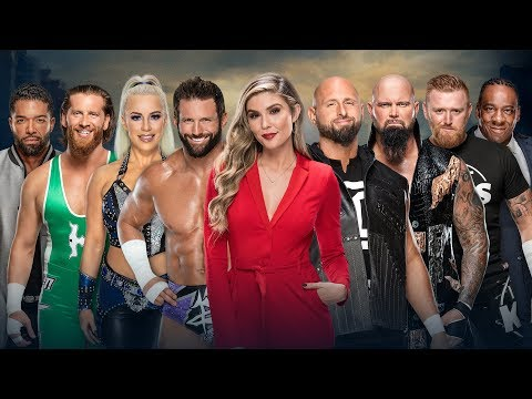 Live WWE Stomping Grounds 2019 Watch Along