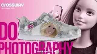 Обувь для девочек подростков Barbie Барби от  CROSSWAY КроссВэй новая коллекция(, 2016-04-15T08:56:45.000Z)