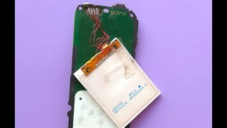 Any Nokia- white display - light problem - broken LCD 100% solution..