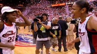 WNBA at 20 - Sheryl Swoopes