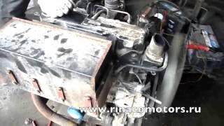 Контрактный двигатель Митсубиши S4Q