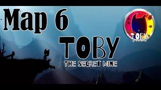 Toby The Secret Mine Walkthrough MAP 6