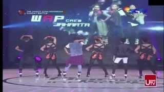 Dance Icon Indonesia - WAP Full Crew Dance 26 April 2015