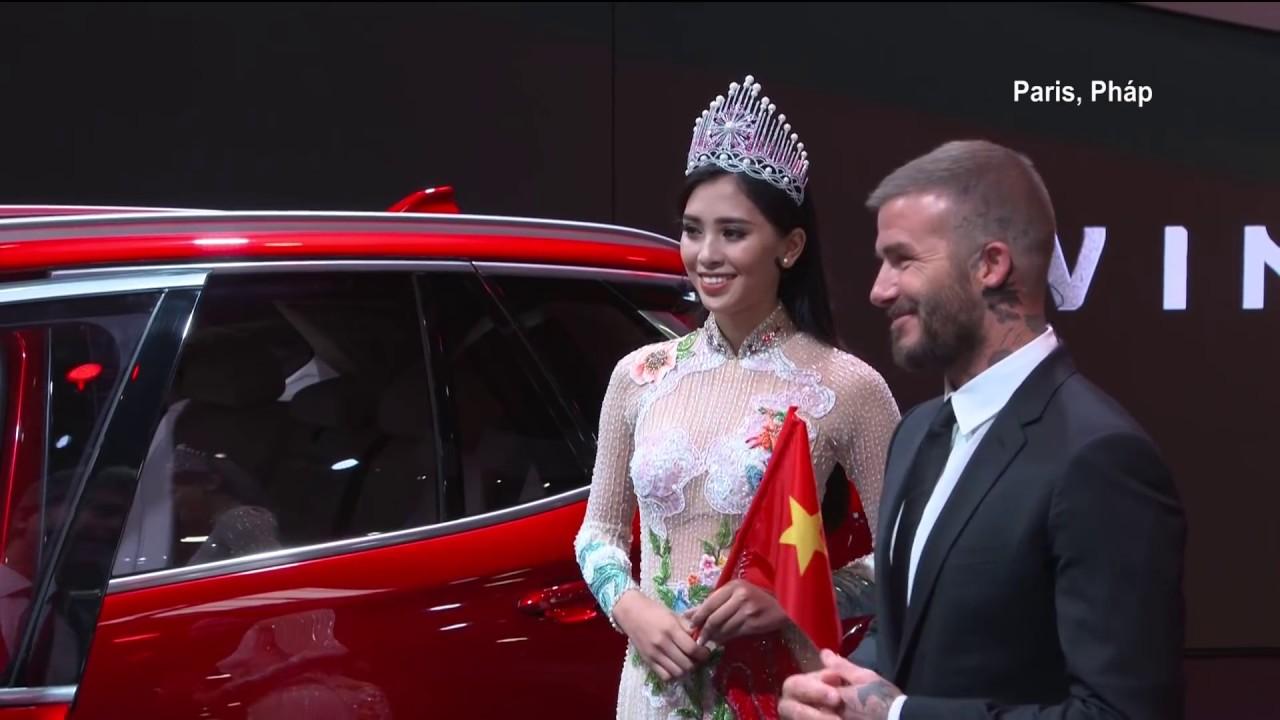 Màn ra mắt gây choáng ngợp của VinFast tại Paris Motor Show 2018