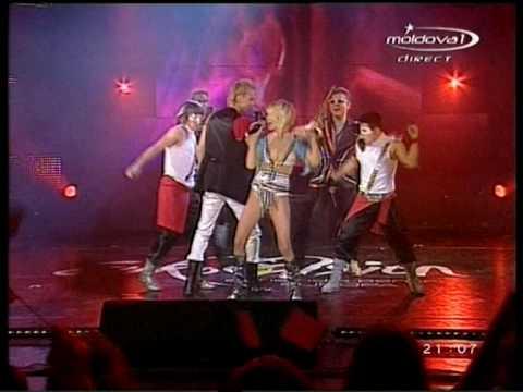 Moldova Finalist Eurovision 2010 Sunstroke Project & Olia Tira  Run away