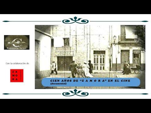 Cien años de Zamora en el cine (documental)