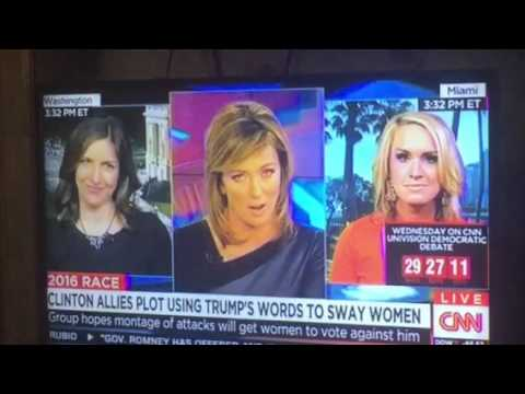 Donald Trump Supporter Scottie Hughes Wrong On Hillary Clinton
