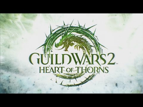 PAX South announcement of Guild Wars 2: Heart of Thorns