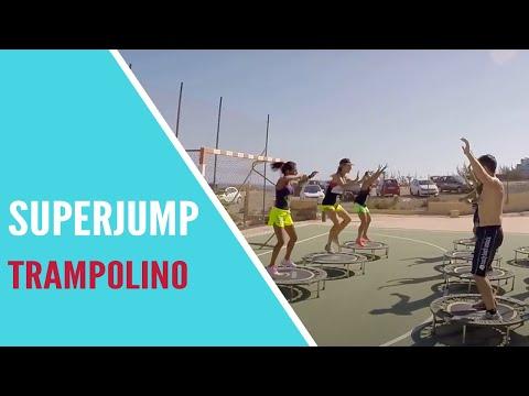 trampolino:-superjump-workout-original-live---jill-cooper