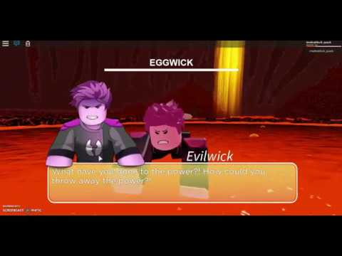 Getting Both The Eggs In Final Boss Battle Roblox 2019 Egg Hunt Youtube