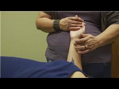 Acupressure : Acupressure for Insomnia - YouTube