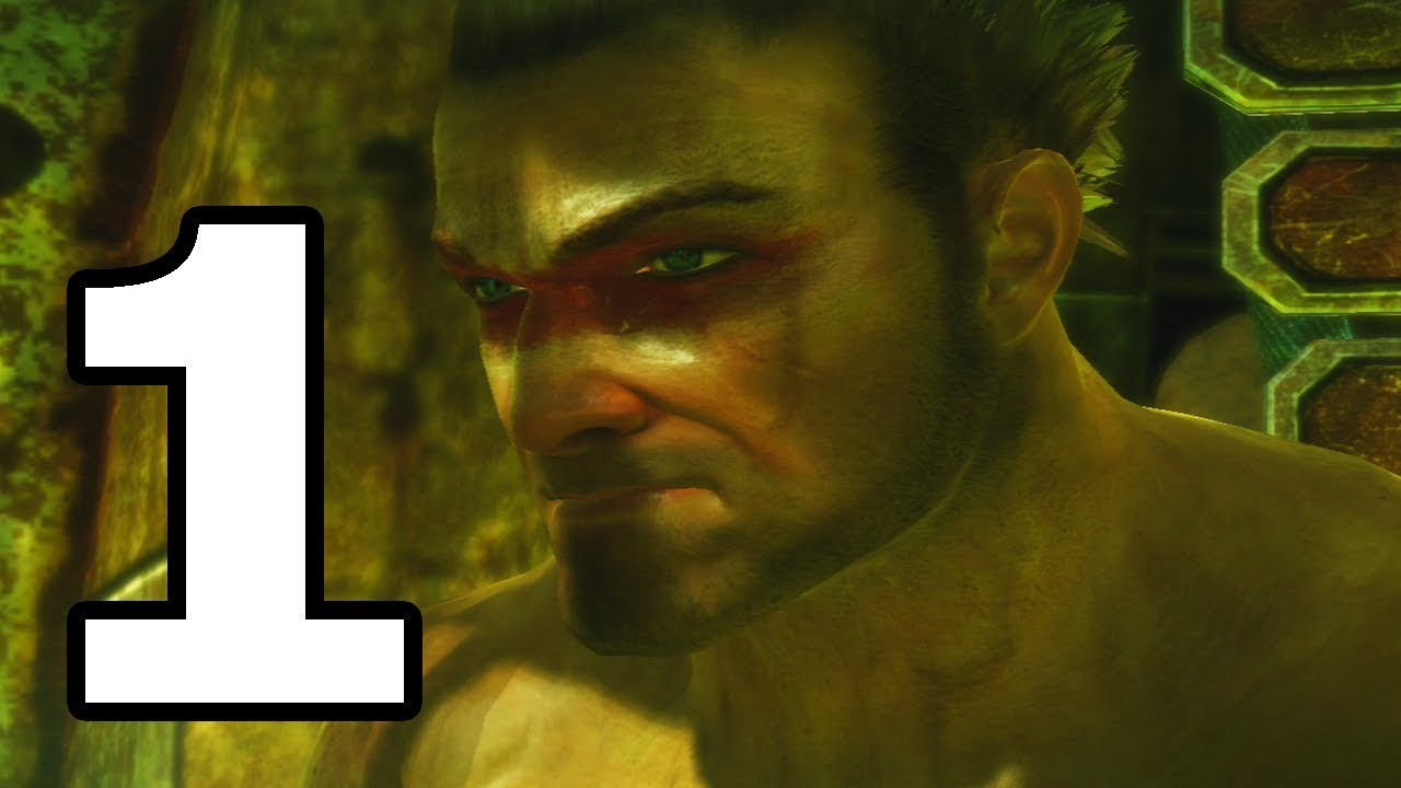 Download Enslaved Odyssey to the West Walkthrough Part 1 - No Commentary Playthrough (PS3)