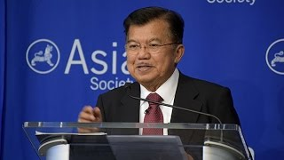 Indonesian Vice President Jusuf Kalla on ASEAN