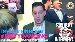 Trevor Einhorn interviewed at the Dirty Dancing Special Screening at Paley Center