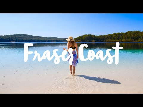 48 HOURS on the FRASER COAST, Australia | Little Grey Box