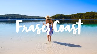 48 HOURS on the FRASER COAST, Australia | Little Grey Box