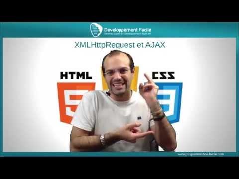 La technique pour utiliser XMLHttpRequest avec AJAX