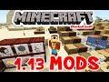 How To Get Mods Minecraft 1.13 : Java Edition : Rift Tutorial
