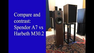 Review: the splendid Spendor A7 tower speakers