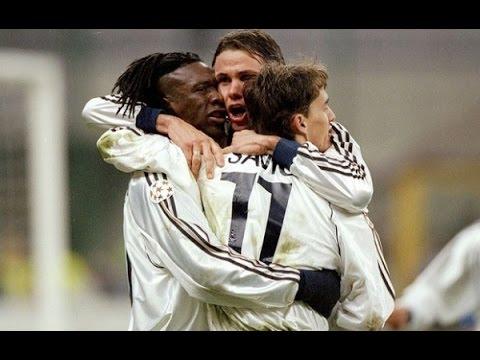 Sávio Relembra Sucesso com Real Madrid na Liga dos Campeões