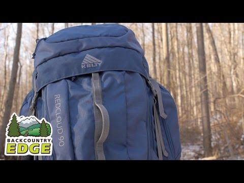 kelty red cloud 90 internal frame backpack
