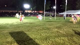 Bear Creek @ Oneida contest powwow 2015