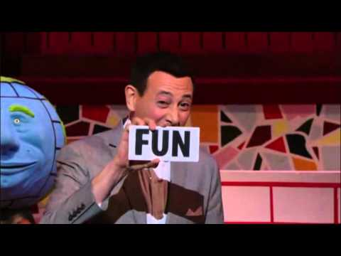 The Pee-Wee Herman Show: The Secret Word