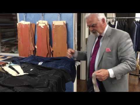 Bespoke Suits Las Vegas