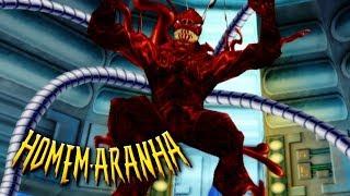 Homem-Aranha PS1 DUBLADO #6 | O PIOR INIMIGO DO ARANHA | O final do jogo!
