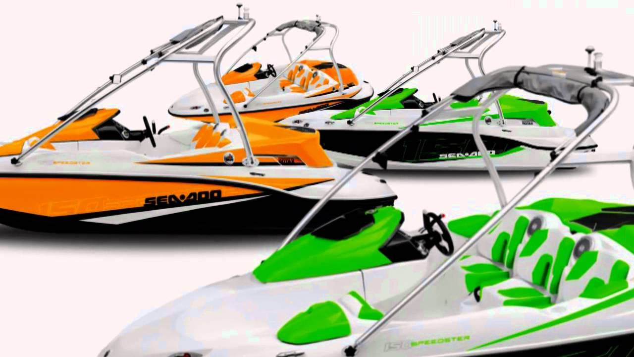 Sea-Doo Boats - New Speedster 150