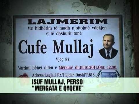 Isuf Mullai protagonist i