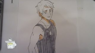 [Request] How to draw Prussia from Hetalia プロイセン