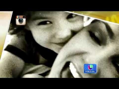 "Thalia compartió una foto con su hijo Matthew Alejandro (""Despierta America"" - 08.06.2015)"