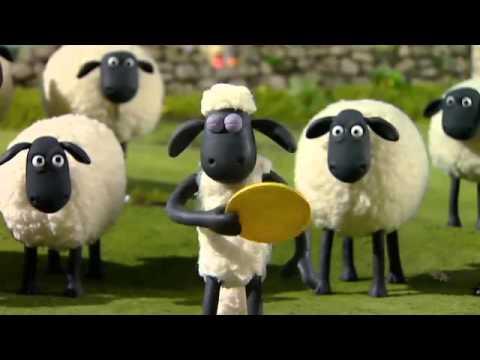 Мультфильм про овец и фермера
