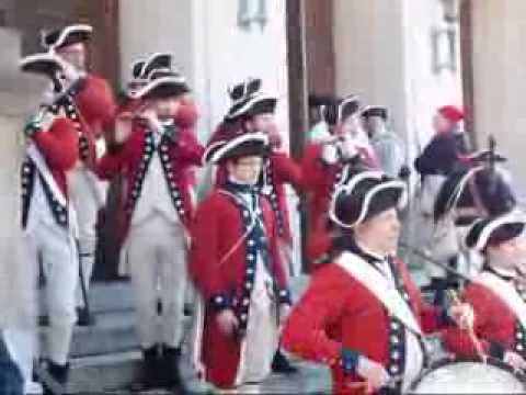 Battle of Trenton, NJ Living History Reenactment 2013 | thehistorygirl.com NJ History Channel