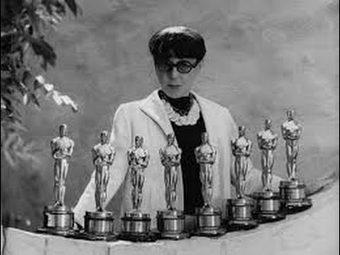 Designer Edith Head shows some of her most famous gowns worn by legends.