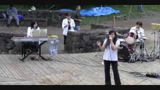 2009-9-21地球ありがとう文化祭【中川幸子】「Let it be」