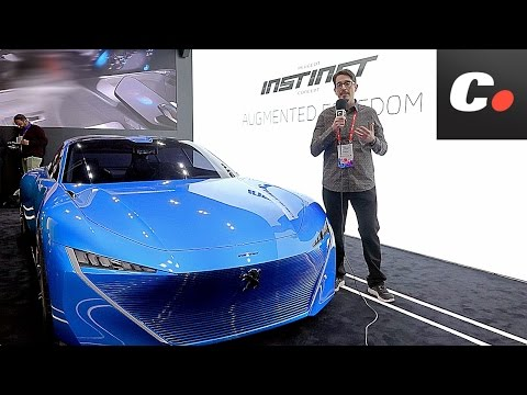 MWC 2017 | Peugeot, Daimler, Seat, BMW, Ford | Lo mejor del Mobile World Congress | Coches.net