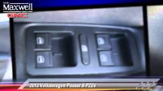 Used 2013 Volkswagen Passat S PZEV - Round Rock