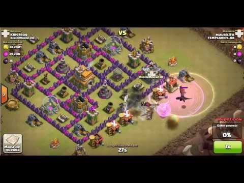 Clash of Clans Epic Fail! 2 (Clan War)
