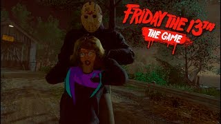 LA CHICA NAVAJA!! FRIDAY 13th: THE GAME con Vegetta